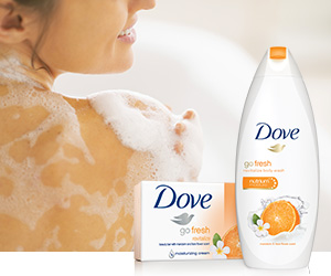 Expired Print 1 00 Dove Go Fresh Body Wash Coupon