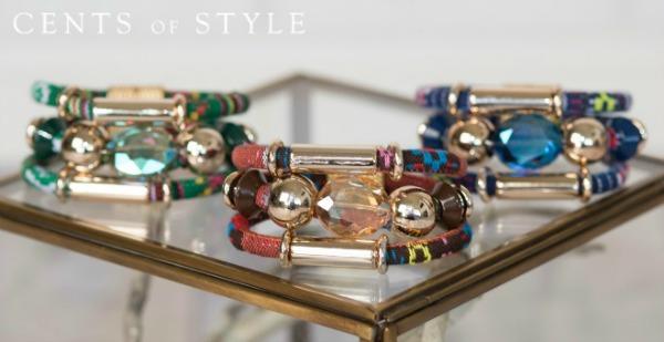 $6.95 Rope & Bead Bracelets (+ Free Shipping!)