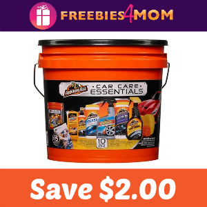 Save $2.00 off Armor All Car Care Gift Pack