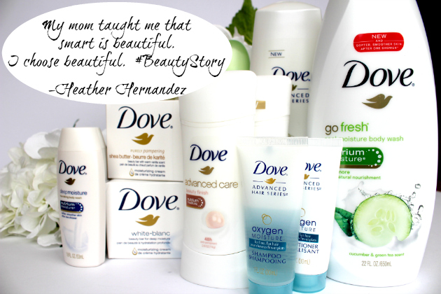 Share Your Dove® #BeautyStory
