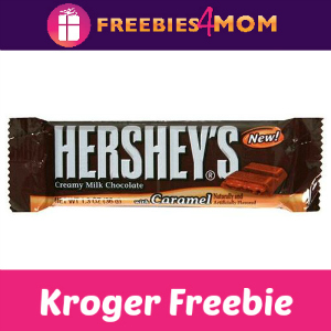 Free Hershey's Caramels Milk Chocolate at Kroger