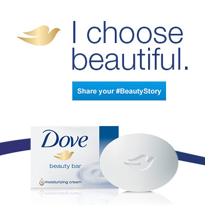 Dove #BeautyStory at Walmart