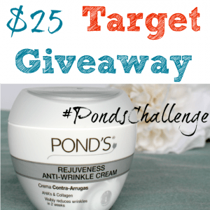 $25 Target Gift Card Giveaway Winner