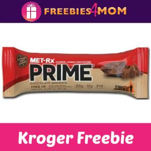 Free Met Rx Protein Bar at Kroger