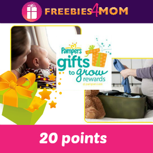20 Pampers Points (Expire 6/7)