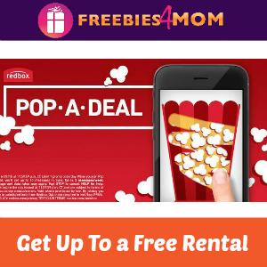 Redbox Pop A Deal