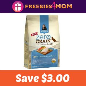 $3.00 off Rachael Ray Zero Grain Cat Food