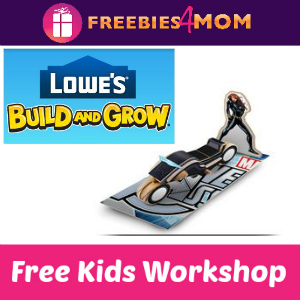 Free Black Widow's Sky Circle Lowe's Kids Clinic