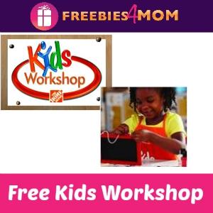 Free Kids Workshop at Home Depot August 1