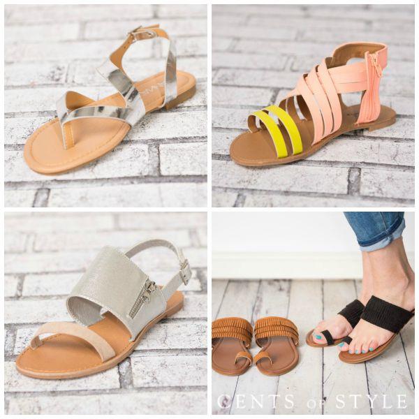 Summer Sandals 50% Off (+Bangle Deal)