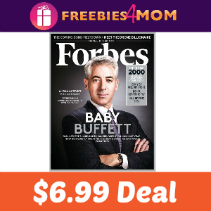 Magazine Deal: Forbes $6.99