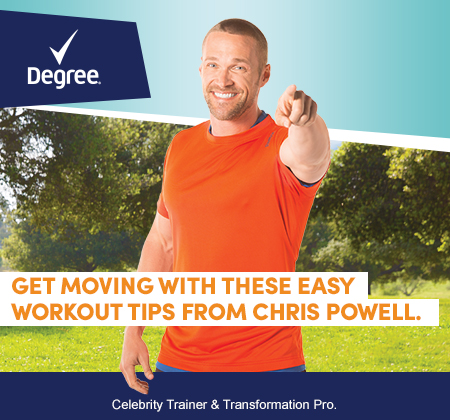 Easy Workout Tips from Chris Powell