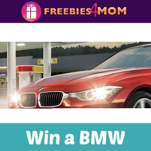 Sweeps Shell Premium Upgrade (Win a BMW)