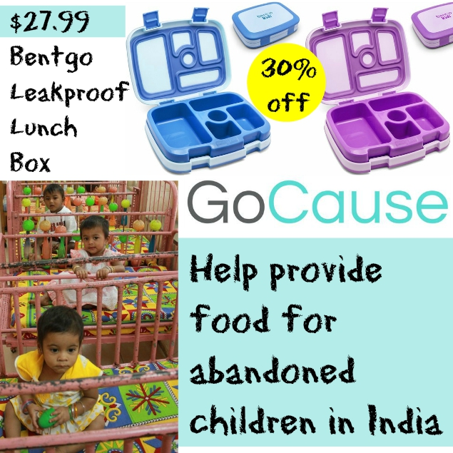 GoCause Deal: $27.99 for Bentgo Leakproof Lunch Box