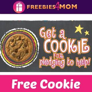 Free Cookie at Great American Cookies