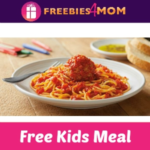 Free Kids Meal at Carrabba's