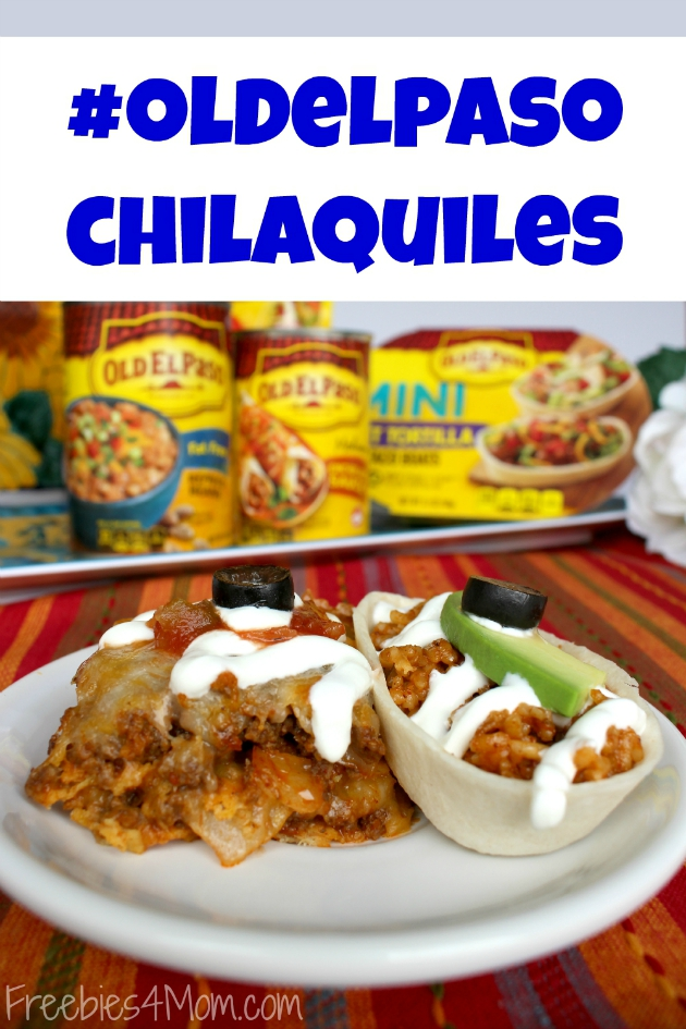 Easy Recipe: Chilaquiles with Old El Paso products from Randalls