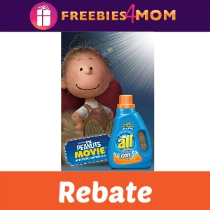 Rebate: $5 off Ticket to Peanuts Movie