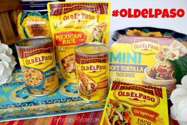 Old El Paso products #oldelpaso
