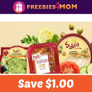Coupon: Save $1.00 off any Sabra product