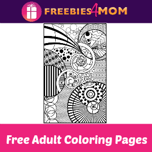 Free Crayola Adult Coloring Pages