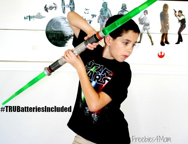 Luke Skywalker BladeBuilders Electronic Light Sabers
