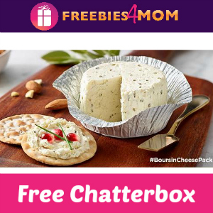 Free Chatterbox: Boursin Cheese