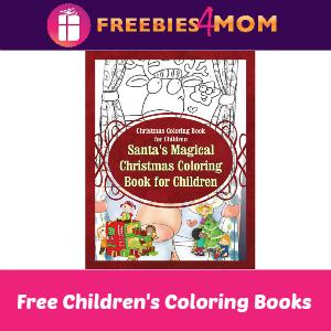 Free Downloadable Children's Coloring Books
