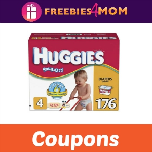Save With Huggies Coupons