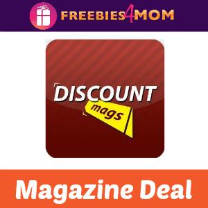 New Years Resolution Magazine Sale