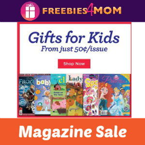 Magazine Gifts For Kids & Teens