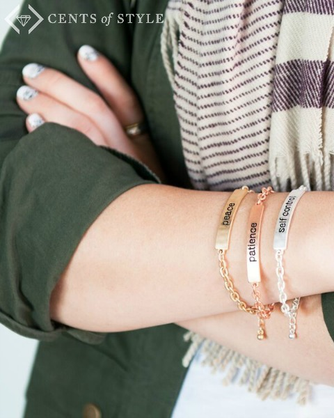 $10.95 Layering Bracelets (+20% off Collection)