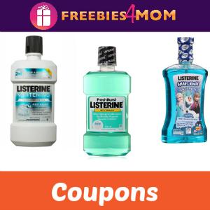 Coupons: Save on Listerine