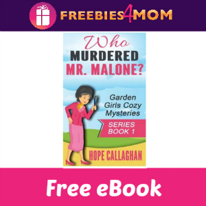 Free eBook: Who Murdered Mr. Malone?