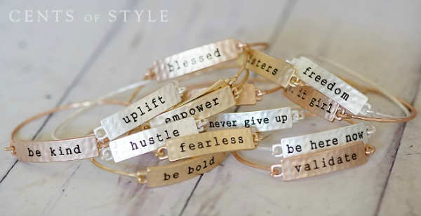 Cents of Style Tribe Bracelets $9.99