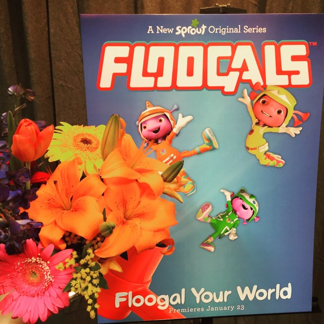 Floogals, a new Sprout Original Series for kids