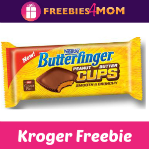 Free Butterfinger Cups at Kroger