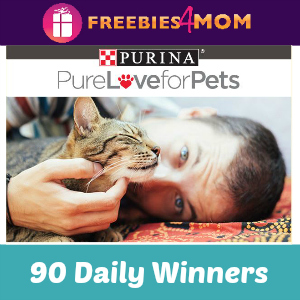 Sweeps Purina Pet Pledge (90 Daily Winners)