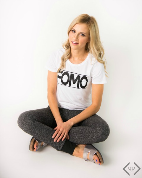FOMO Graphic T-shirt $16.95