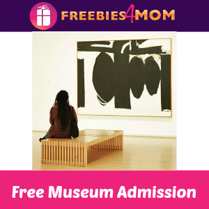 Bank of America Free Museum Admission Nov