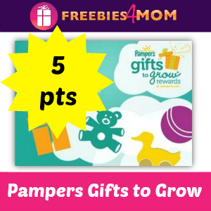 5 Pampers Points (expire 4/24)