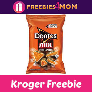Free Doritos Mix at Kroger