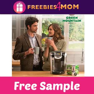 Free Sample Green Mountain Coffee K-Cups