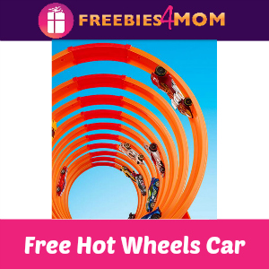 Free Hot Wheels Collector Car at Toys R Us