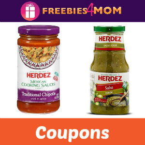 Save with Herdez Cooking Sauce & Salsa Coupons