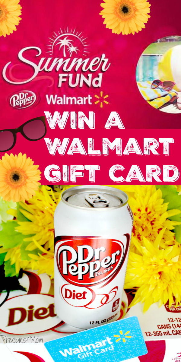 Enter Dr Pepper® Summer FUNd Sweepstakes