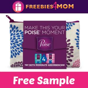 Free Poise Starter Packs