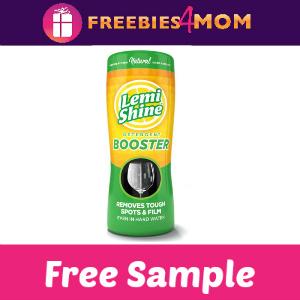 Free Sample Lemi Shine Detergent Booster