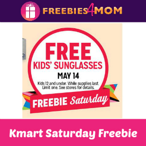 Free Kids' Sunglasses at Kmart