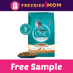 Free Sample Purina One Tender Selects